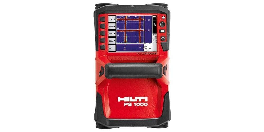 HILTI PS 1000 X-SCAN SYSTEM