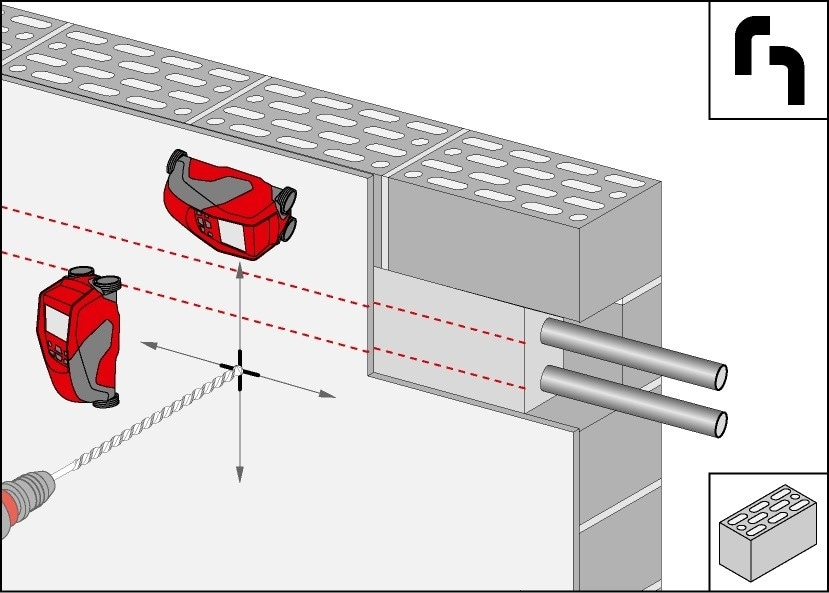 Hilti PS 50 Multidetector key features